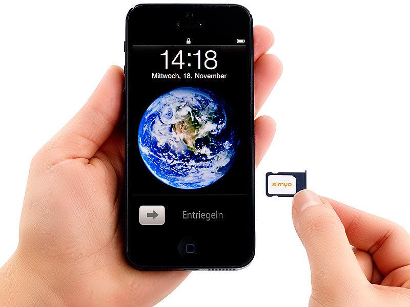 Iphone 5s Sim Karte Einlegen.Callstel Sim Cutter Stanzt Standard Sim Karten Zu Nano Sim