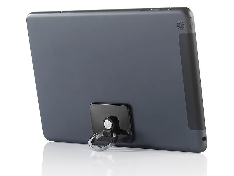 callstel mini ring st nder und halterung f r smartphones und tablets. Black Bedroom Furniture Sets. Home Design Ideas