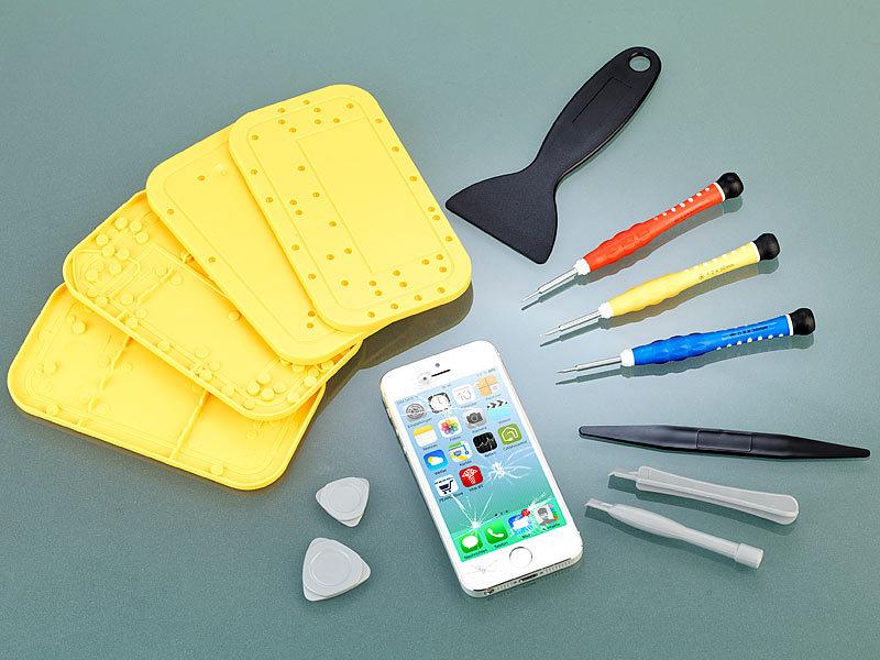 callstel werkzeug set zur iphone reparatur 13 teilig. Black Bedroom Furniture Sets. Home Design Ideas