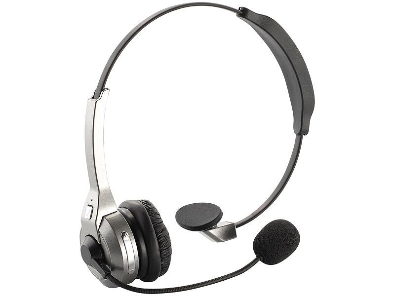 callstel profi mono headset mit bluetooth nfc noise. Black Bedroom Furniture Sets. Home Design Ideas