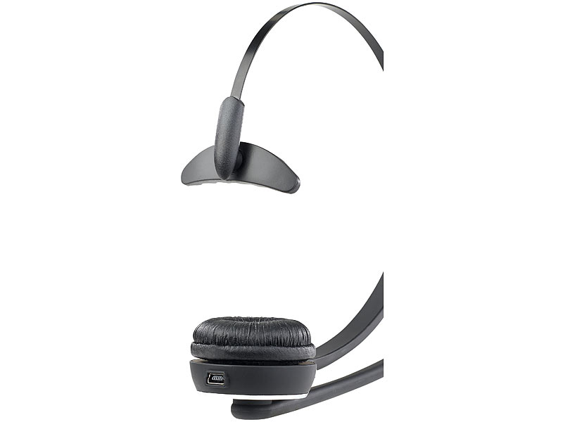 ; In-Ear-Mono-Headsets mit Bluetooth