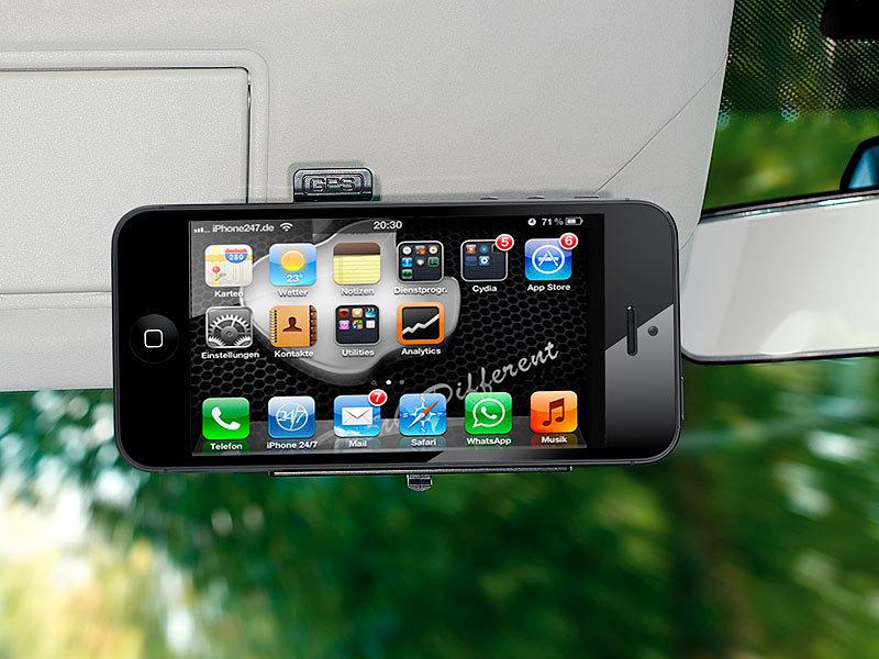 callstel praktische sonnenblenden halterung 360 f r iphone 6 plus 6s plus. Black Bedroom Furniture Sets. Home Design Ideas