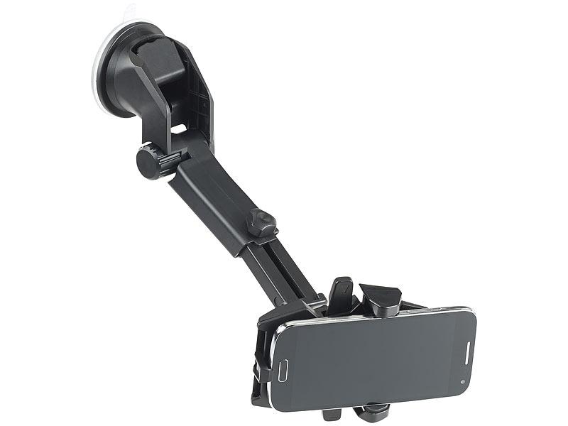 Teleskop handy halterung bresser deluxe smartphone adapter für