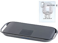 Callstel Qi-Ladeset Powerbank + Receiver-Pad für Samsung Galaxy Note 2