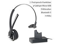 Callstel Profi-Mono-Headset mit Bluetooth, Geräuschunterdrückung, 15-Std.-Akku; In-Ear-Mono-Headsets mit Bluetooth In-Ear-Mono-Headsets mit Bluetooth In-Ear-Mono-Headsets mit Bluetooth In-Ear-Mono-Headsets mit Bluetooth